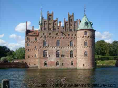 Egeskov Castle, Denmark.