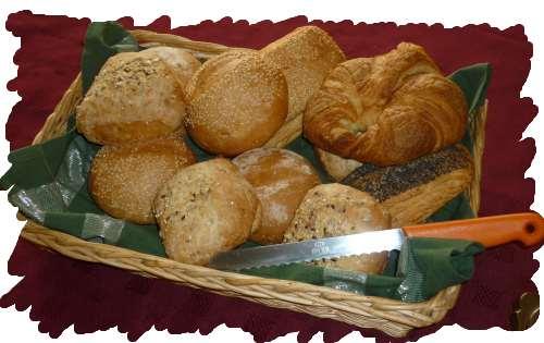 Rundstykker, Danish Breakfast Roll's