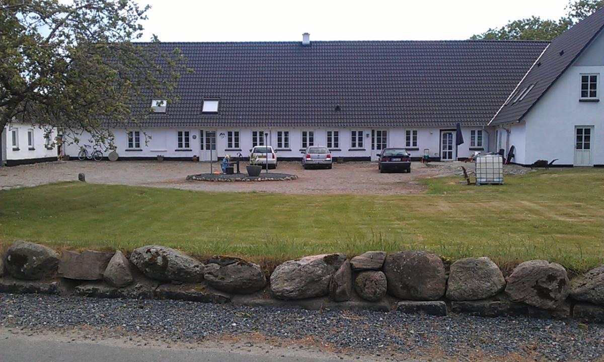 Aarøgaard Bed and Breakfast, Denmark.