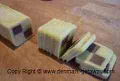 Danish Butter cookies, Specier Chessbord