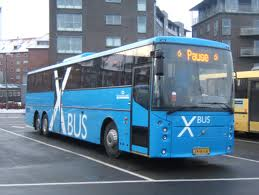 Danish Express Bus.