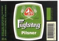 Fuglsang Beer Label.