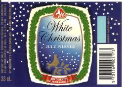 Fuglsang Christmas Beer Label.