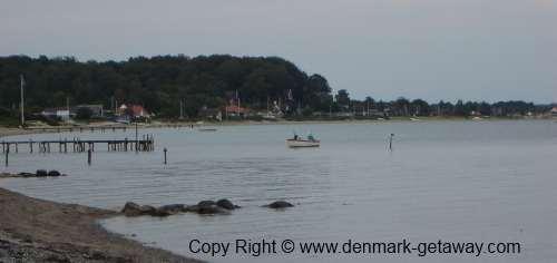 Kelstrup Beach, Denmark.