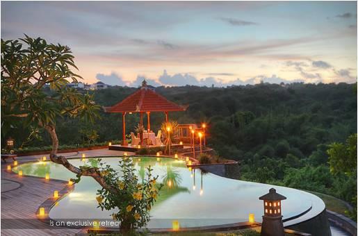The Langon Bali Resort.