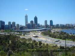 Perth City, Australia