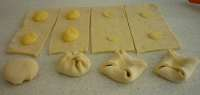 Small Danish Pastry.
