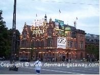 Tivoli Copenhagen.