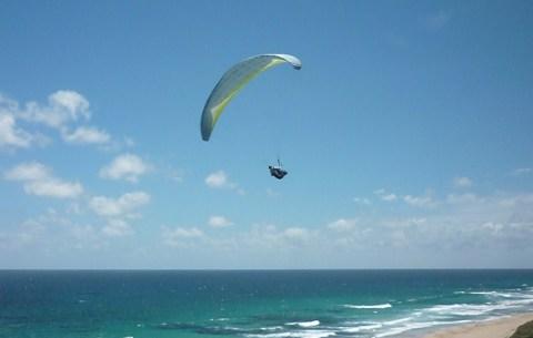 Windsurfer.