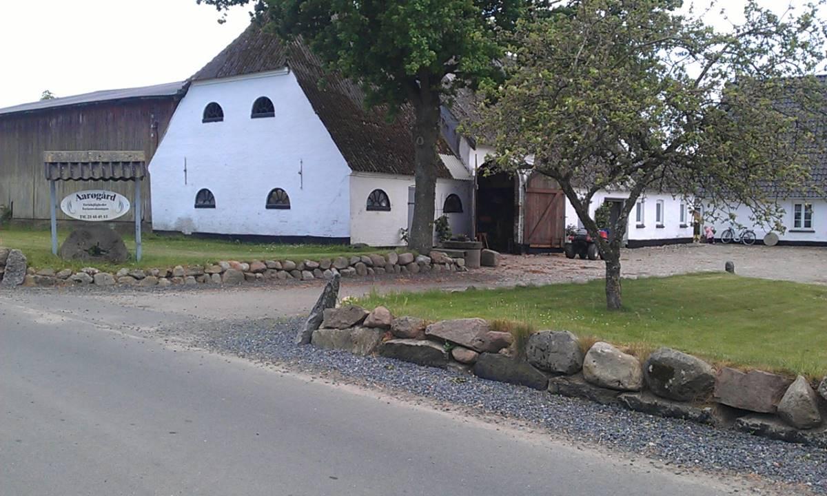 Aarøgaard Bed and Breakfast.