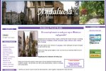 Andalucia Travel Guide Web Site