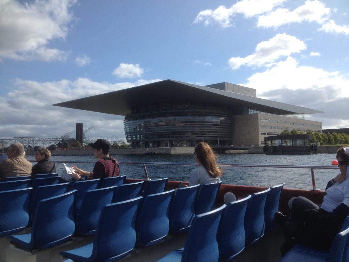 Copenhagen Opera House.
