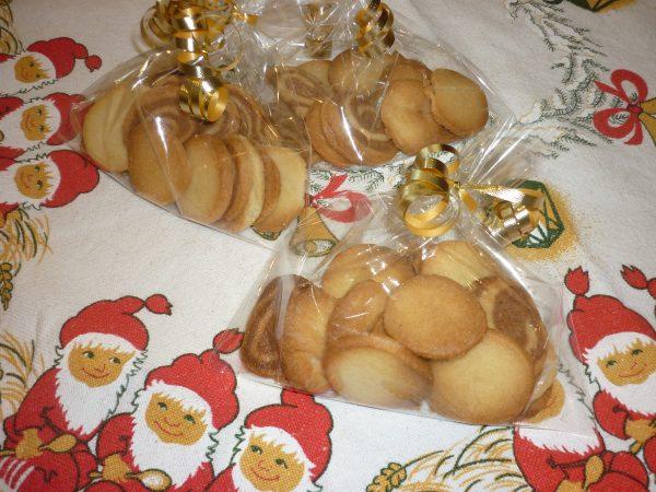 Danish Christmas Cookies.
