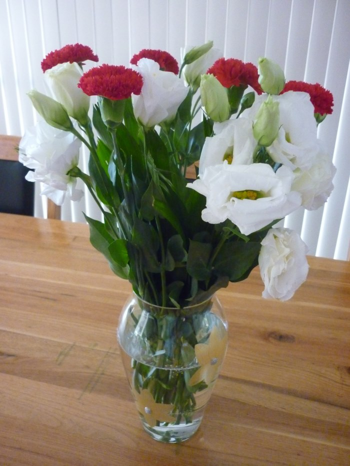 Flowers for Mothers Day.