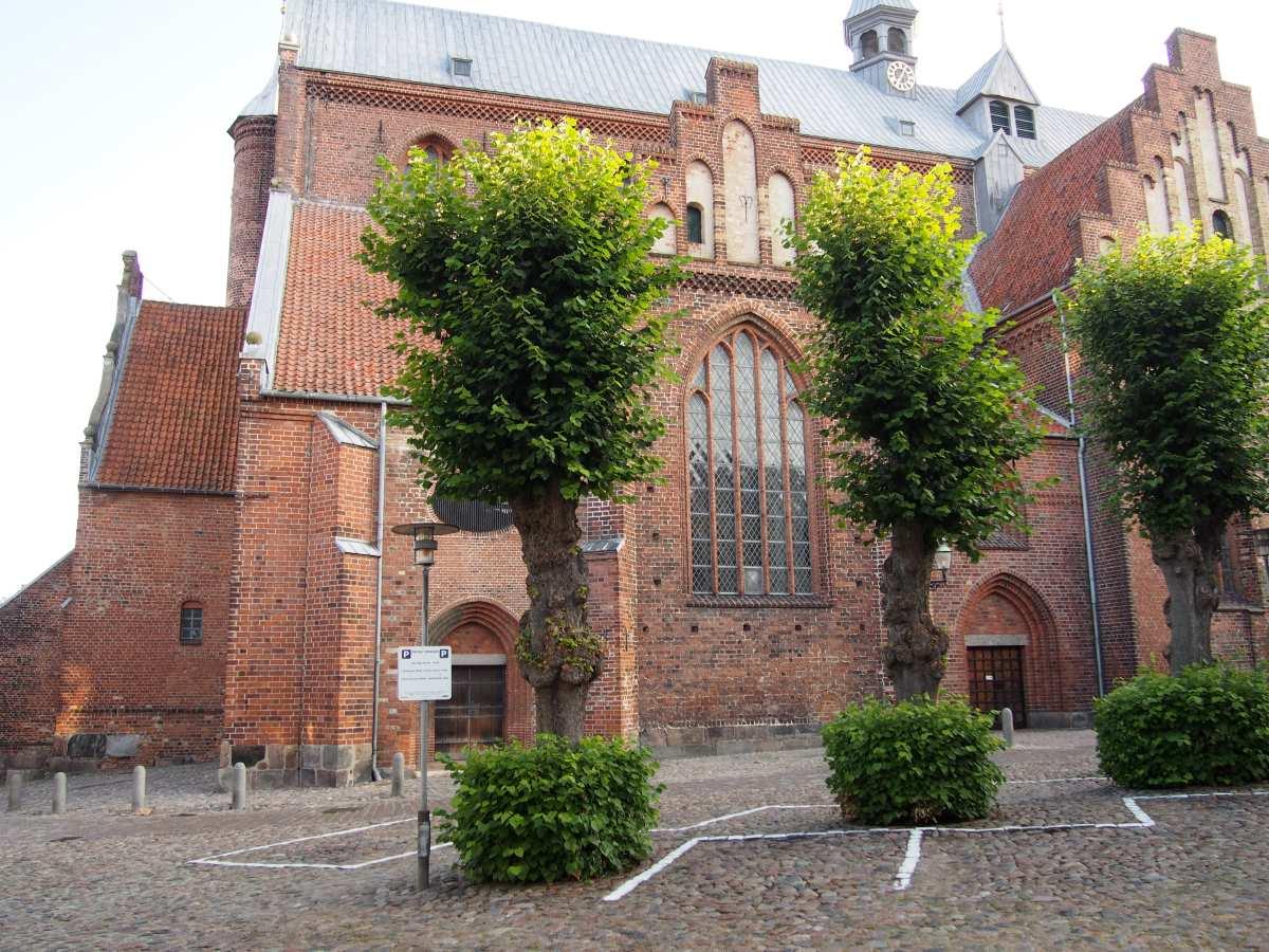 Haderslev cathedral.
