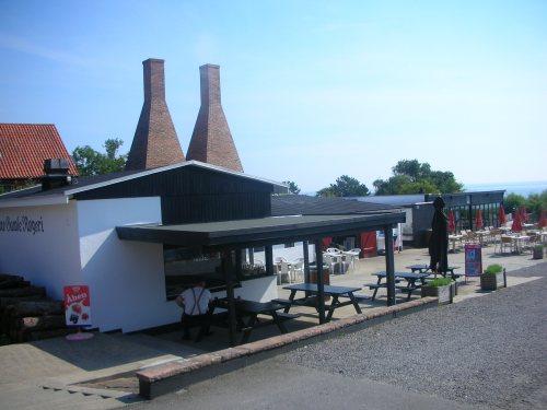 Nexø old smokehouse ( Nexø gamle rogeri)