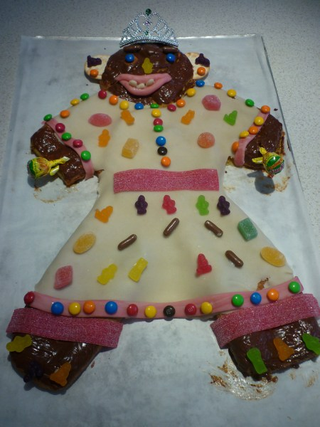 Decorated Cakeman.