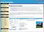 PropertyinLondon's Website