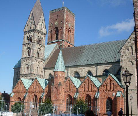 Ribe cathedral.