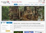 Vietnamparadisetravel's web site.