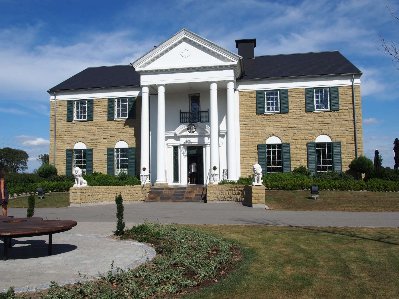 The Memphis Mansion. Denmark.