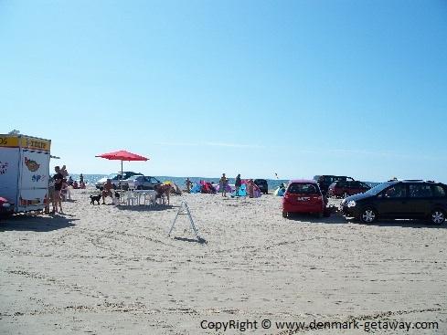 Romo beach, Denmark.