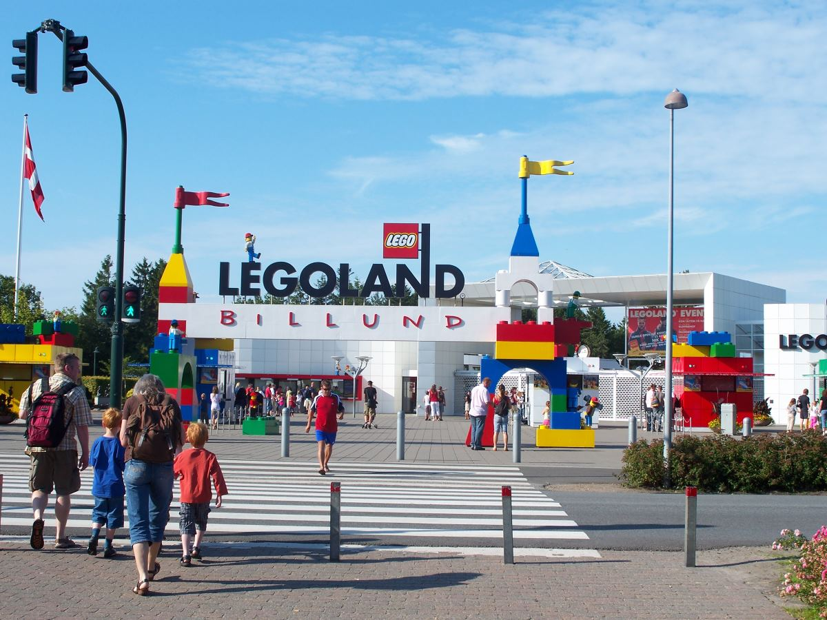 Legoland Billund, Denmark.