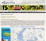 Mapmonde Web Site
