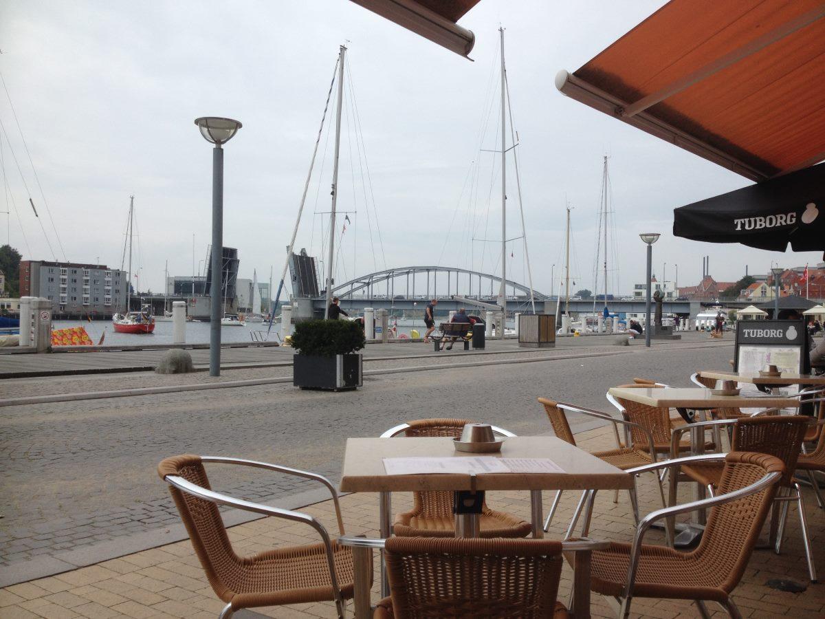 Sonderborg Harbour.